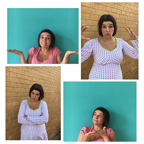 Vier Streittypen